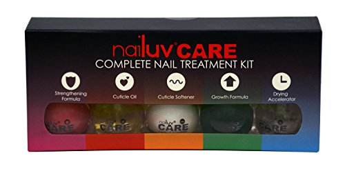Nailuv Care Complete Nail Treatment Kit
