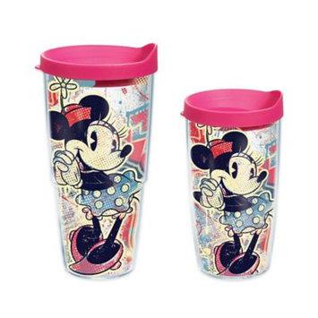 Tervis Disney Minnie Mouse Wrap Pop Tumbler with Lid