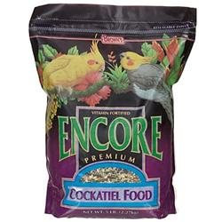 F.m. Brown's-grocery Brown's Encore Premium Cockatiel Food (5 lbs.)