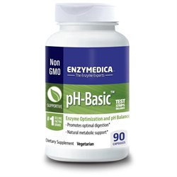 Enzymedica - PH Basic 90 Enteric Coated Capsules - 90 Capsules