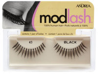 Andrea Mod Strip Lash Pair Style 43 (Pack of 4)