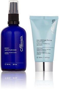 skinChemists Decolletage Revive Treatment and Body Moisturizer