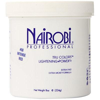 Nairobi Tru-Colors Lightening Powder No 50 Intense Red for Unisex