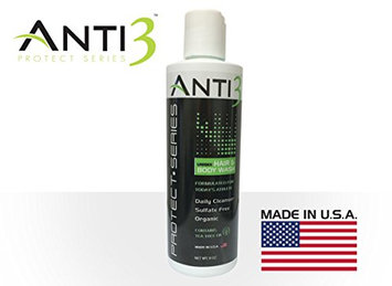 Anti3 Protect Series Organic Hair & Body Wash
