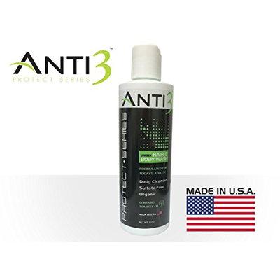Anti3 Protect Series Organic Hair & Body Wash
