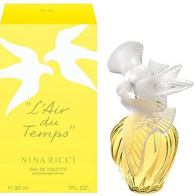 L'air Du Temps By Nina Ricci For Women. Eau De Toilette Spray 1 Ounces