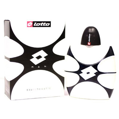 Lotto By Lotto For Men. Eau De Toilette Spray 3.4 Oz.