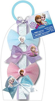 Frozen Hair Bow Clips