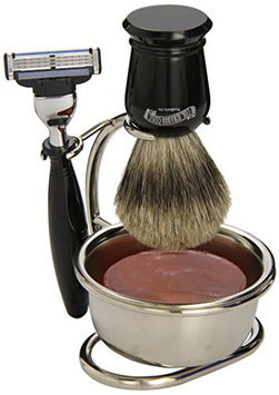 Colonel Ichabod Conk 5 Piece Shave Set