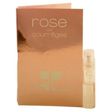 Courreges Rose De Eau de Parfum Splash Vial for Women