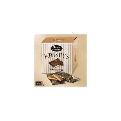 Sees Candies See's Candies 8 oz. Cafe Latte Krispy(r)