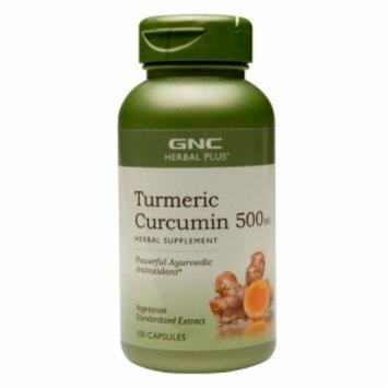 Gnc GNC Herbal Plus Turmeric Curcumin 500 mg