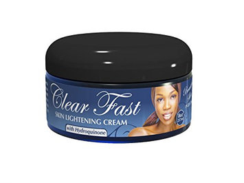 Clear Fast Skin Lightening Cream Jar