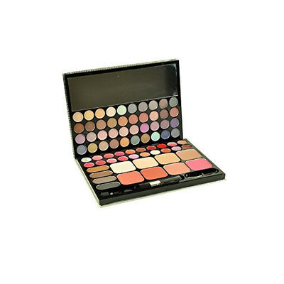 Cameo 6100-A 72 Color Compact Size Carry-on Eye Shadow Make Up Cosmetic Kit