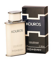 Kouros By Yves Saint Laurent For Men. Aftershave 3.3 Ounces