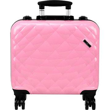 Ver Beauty Professional Travel 4-Wheels Rolling Makeup Studio Case