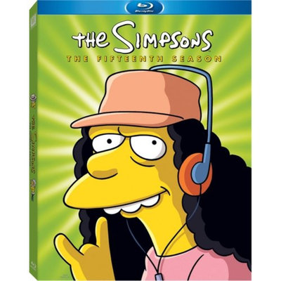 The Simpsons: The Complete Fifteenth Season (Blu-ray) (Full Frame)