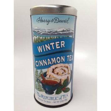 The Republic of Tea Winter Cinnamon Tea (Harry & David)