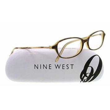 Nine West Eyeglasses 343 9D5 Olive Tortoise