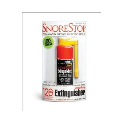 Snorestop 30 Oil Free Fast-acting Throat Spray Extinguisher .2 Fl Oz.