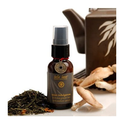 Bella Lucce Shiitake Green Tea Antioxidant Serum - 1 oz