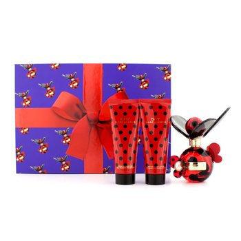 Marc Jacobs Eau de Parfum 3 Piece Gift Set for Women