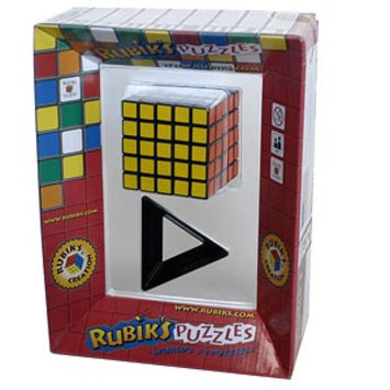 Rubik's Puzzles Rubik's Brainteaser 5x5 Game Ages 8+, 1 ea