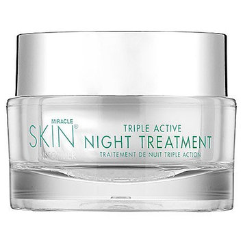 Miracle Skin Transformer Triple Active Night Treatment for Unisex
