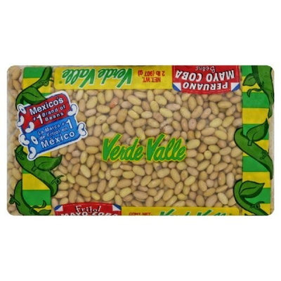 Verde Valle Beans Mayo Coba, 2-pounds (Pack of 4)