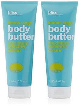 bliss Lemon plus Sage Body Butter Set