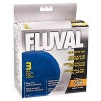 RC Hagen A248 Fluval Fine Filter Pad for Fluval FX5 - 3-pack