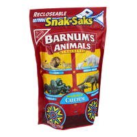 Nabisco Snak-Saks Barnum's Animals Crackers