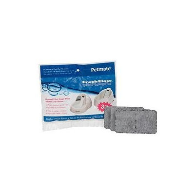Petmate Fresh Flow Replacement Filters - 3 pack