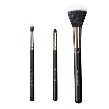 Makeover BKFT55 Vegan Love Faux Black Brush Set