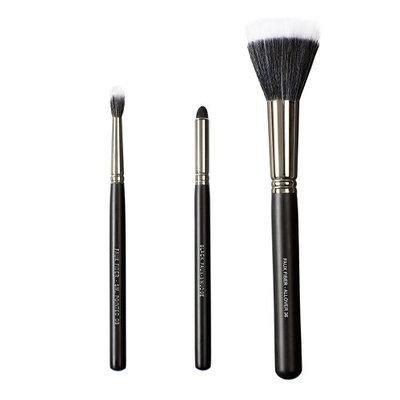 Makeover BKFT55 Vegan Love Faux Black Brush Set
