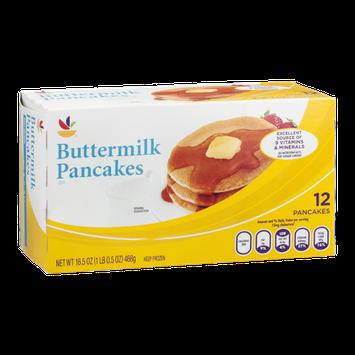 Ahold Pancakes Buttermilk - 12 CT