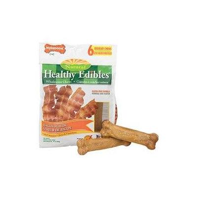 Nylabone Corp bones Nylabone Healthy Edible Bacon Dog Chew Regular