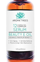 Aroma Trees Beauty Vitamin E Oil 15000 IU Serum for Face