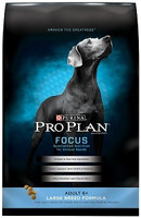 PRO PLAN® FOCUS ADULT 6+  Large Breed Formula
