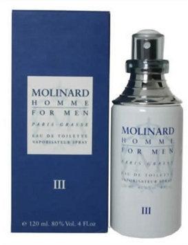 Molinard Iii By Molinard For Men. Eau De Toilette Spray 4-Ounce