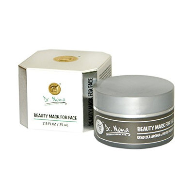 Dr. Nona Beauty Mud Mask for Face Dead Sea Minerals Deep Cleansing Mask 75ml