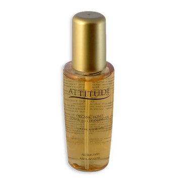Attitude Line Organic Cleanser Amd Toner (Honey), 6-Ounce