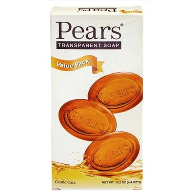 Pears Pears Soap Box of 3