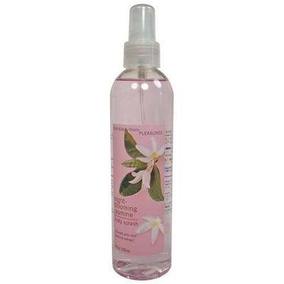 Bath & Body Works Pleasures Night Blooming Jasmine Body Splash 8 oz