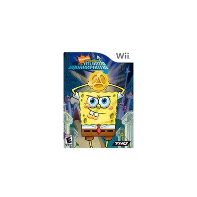 THQ Spongebob: Atlantis Squarepantis
