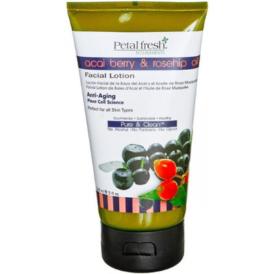 Petal Fresh Organic Eco-Elements Facial Lotion