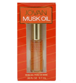 Jovan Musk By Jovan For Women. Perfume Oil 0.33 Oz