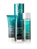 H2O+ Marine Calm Soothing Hydration System 3 Piece Kit for Unisex