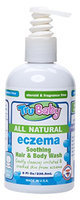 TruBaby Eczema Soothing Hair and Body Wash