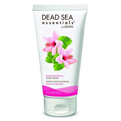 Dead Sea Essentials by AHAVA Hydrating Hibiscus Hand Cream - 2 fl. oz.